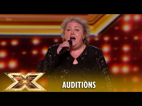 Jacqueline Faye: From Her Farm To WOW The X Factor Judges!!   The X Factor UK 2018