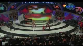 THE VIRGIN [Bungkam] Live At I Like This (20-02-2014) Courtesy SCTV