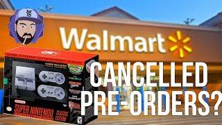 Walmart Cancelling ALL SNES Classic (SNES Mini) Pre-Orders?!   RGT 85