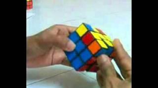 Solving Rubiks cube Malayalam part 5 OLL.3gp