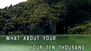 Backstreet Boys   10 000 Promises   KARAOKE