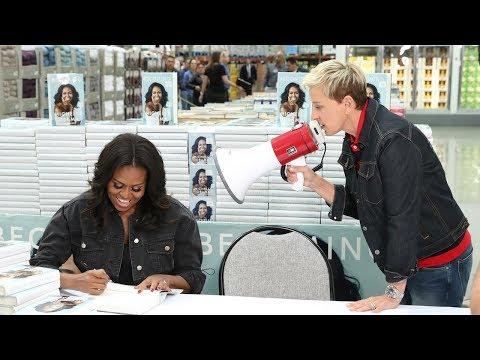 Xxx Mp4 Ellen Amp Michelle Obama Go To Costco 3gp Sex