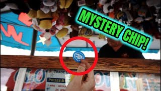MYSTERY CARNIVAL GAME CHIP WIN!!!