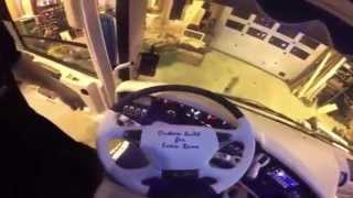 Scania V8 Tuning Interior and Truck