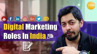 Digital Marketing Roles in India   Digital Marketing Career and Job Roles   Karan Dharamsi
