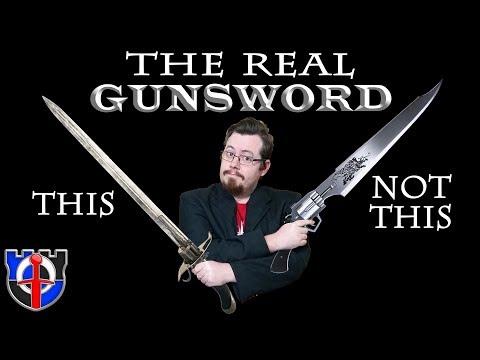Underappreciated historical weapons THE GUN SWORD