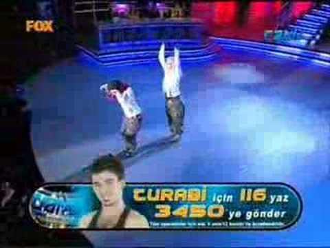 Benimle dans edermisin 2007 Aydan &Ekin