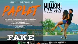PAPLET | Konkani Love Song | Fake Movie | Official Video [HD]