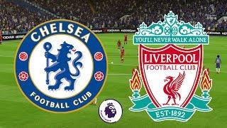 Premier League 2018/19 - Chelsea Vs Liverpool - 29/09/18 - FIFA 18