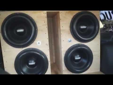 4 15'' ZV4 SUNDOWN AUDIO STRIPPER POLE FLEXING IN BRANDON EASONS TAHOE