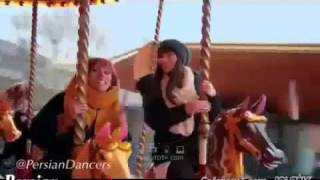 دانلود فیلم رقص فریال و عوامل استیج من و تو clip3.ir