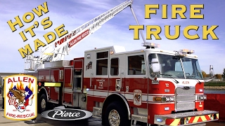 How It's Made | Fire Truck