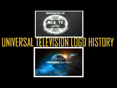 Universal Television Logo History UPDATED VERSION