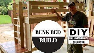 DIY Bunk Beds, SHORT Version