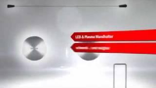 Samsung WMN-2000BXXC 102 - 153 cm Ultraslim Wandhalterung - YourPart