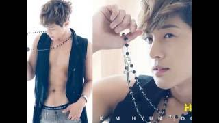 Lee Min Ho & Noh Min Woo & Kim Hyun Joong- They are sexy and I know it
