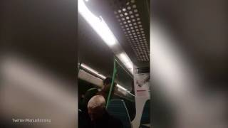 Extraordinary personal apology by Southern rail driver over PA