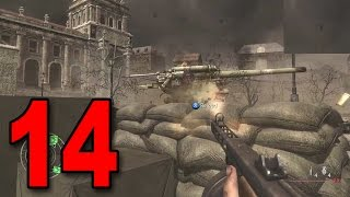 Call of Duty: World at War - Part 14 - Heart of the Reich (Let's Play / Walkthrough)