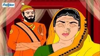 Shivaji Maharaj Animated Story - Gad Ala Pan Sinh Gela Marathi