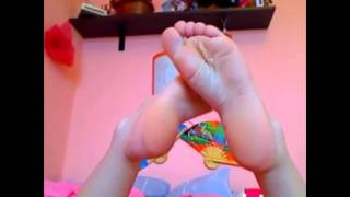 Emo girls feet #4 fetish