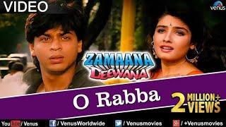 O Rabba Zamaana Deewana Song 1995