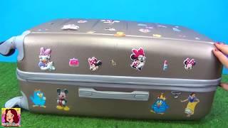 Mickey Mouse e seus amigos na Mala da Tia Cris Nº 4 DISNEY TOYS #MICKEYMOUSE #DISNEY