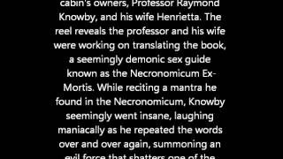 Horror Fans are weird: Evil Head