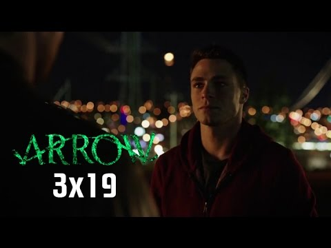 Arrow 3x19 Roy s Death