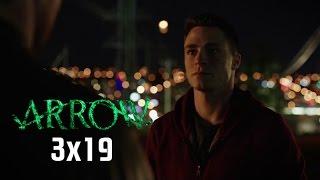 Arrow 3x19 - Roy's Death