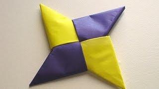 Origami Ninja Star