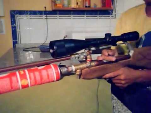 Как своими руками сделать винтовку