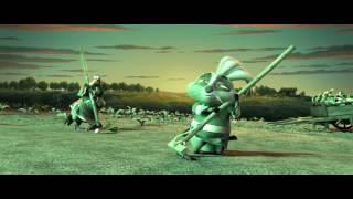Kung fu panda 3  kai return to the earth   very cool
