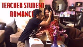 TEACHER AND STUDENT'S ROMANCE II टीचर और स्टूडेंट का रोमांस II A ROMANTIC SHORT FILM II