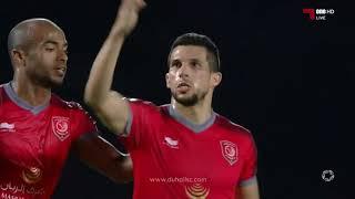 الأهداف | الدحيل 1 - 1 نادي قطر | QNB 17/18