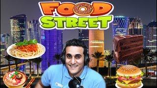 Street Food Festival Qatar • مهرجان أكل الشوارع قطر
