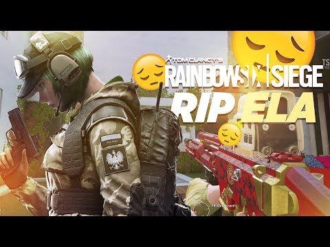 Xxx Mp4 The Ela MEGA Nerf RIP Rainbow Six Siege 3gp Sex