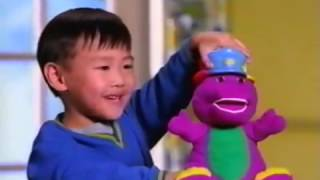 Silly Hats Barney Commercial