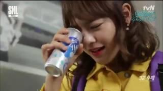[SmileSejeongVN][Vietsub] Sejeong @ Hậu bối 3 phút -  SNL Korea 9