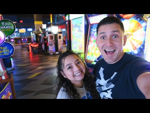 We played almost every game in the ARCADE