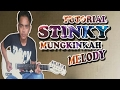 Download Video Belajar MELoDy STINKY - MUNGKINKAH || Belajar Gitar 3GP MP4 FLV