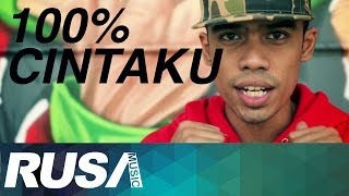 Mas Idayu Feat. Juzzthin & W.A.R.I.S - 100% Cintaku [Official Music Video]