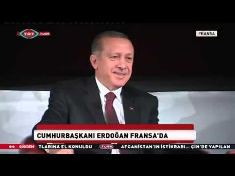 Fransız Gazetecisinin Erdoğan'a sorduğu 'Atatürk ve Ak Saray' sorusu
