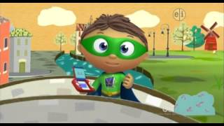 007 Super Why    The Boy Who Cried Wolf