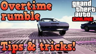 Overtime rumble Tips and tricks! - GTA Online