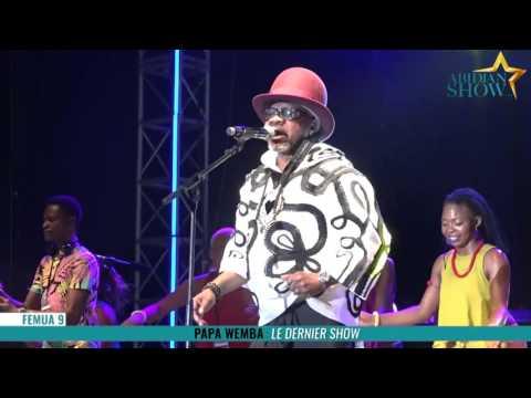 Xxx Mp4 FEMUA 9 Papa Wemba Le Dernier Show 3gp Sex