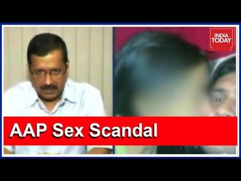 AAP Sex Scandal: Arvind Kejriwal Says He Is Ashamed Of Sandeep Kumar