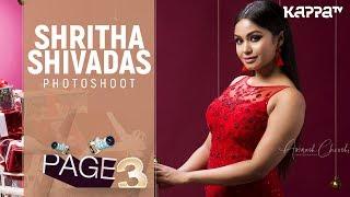 Shritha Shivadas Photoshoot - Page 3 - Kappa TV