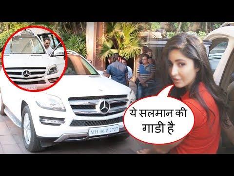 Xxx Mp4 Katrina Kaif इस्तमाल कर रही है Salman Khan की Car NGO Educate Girls Press Conference 3gp Sex