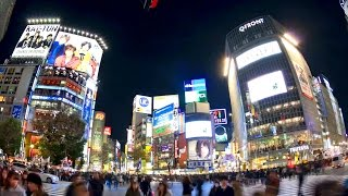 Tokyo, Japan, Time Lapse Video, Best of Tokyo Street Videos