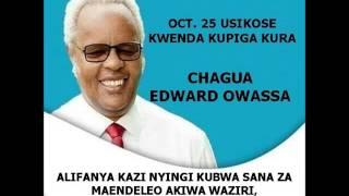 Msaga Sumu- Lowassa Shabiki wa damu